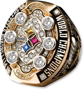 e771f0064 Pittsburgh Steelers Super Bowl Ring