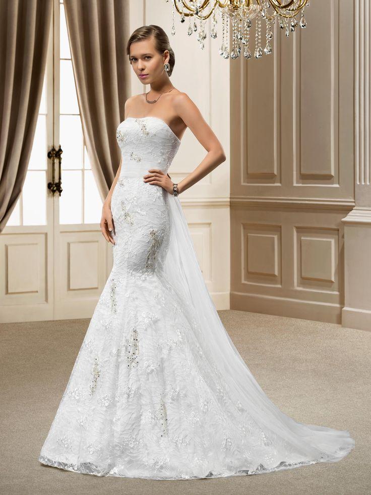 modabridal.co.uk SUPPLIES Customized Garden/Outdoor Beading Fall Elegant & Luxurious Zipper-up Natural Court Floor-Length Wedding Dress Cute Wedding Dresses For Sale