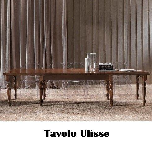Tavolo Ulisse