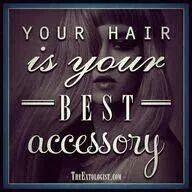 Your best accessory deserves MONAT! Have salon hair every single day! www.growingmyhair.mymonat.com