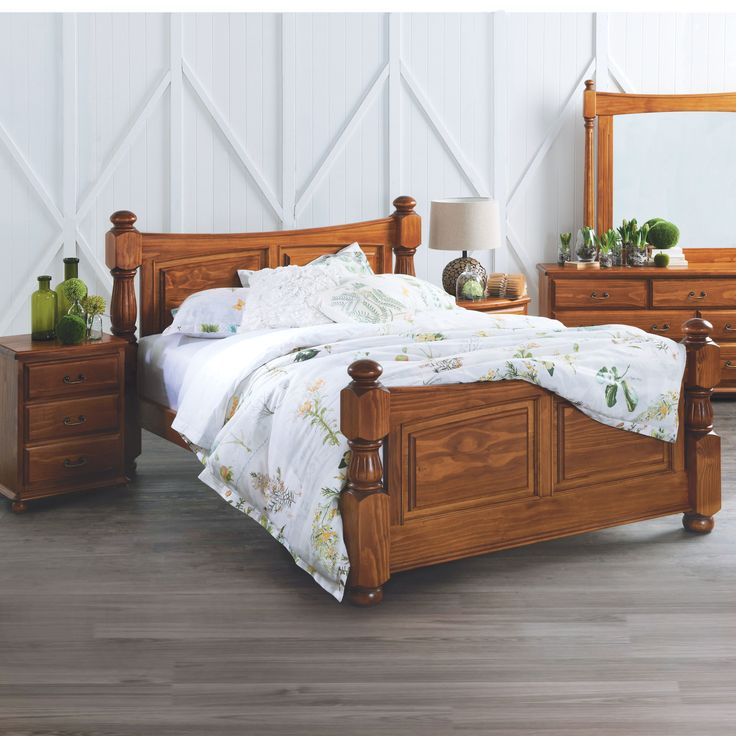 Adelaide Bedroom Collection manufactured by Flamingo Furniture, All Australian Made!