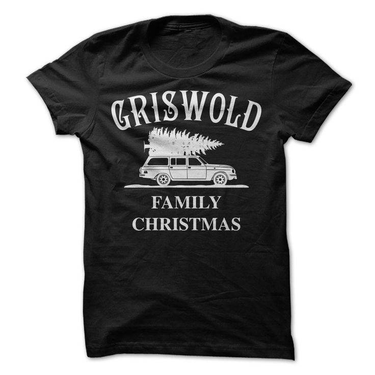 """Griswold Family Christmas"" Christmas Vacation shirt. The hilariously dysfunctional family that we can all relate to during the holidaze. 100% Cotton"