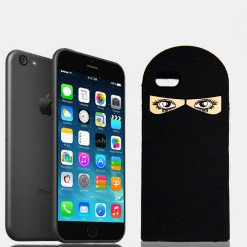 Would you like your cell phone to have Islamic look? Then these Islamic cloth iPhone cases are for you! Unique design allows easy access to all buttons. No tools or instructions needed to install just