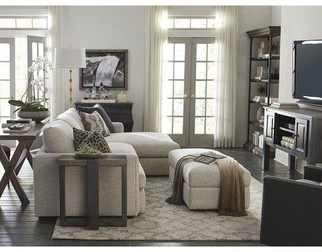 In By Bassett Furniture In Stillwater, OK   Allure Right Chaise Sectional