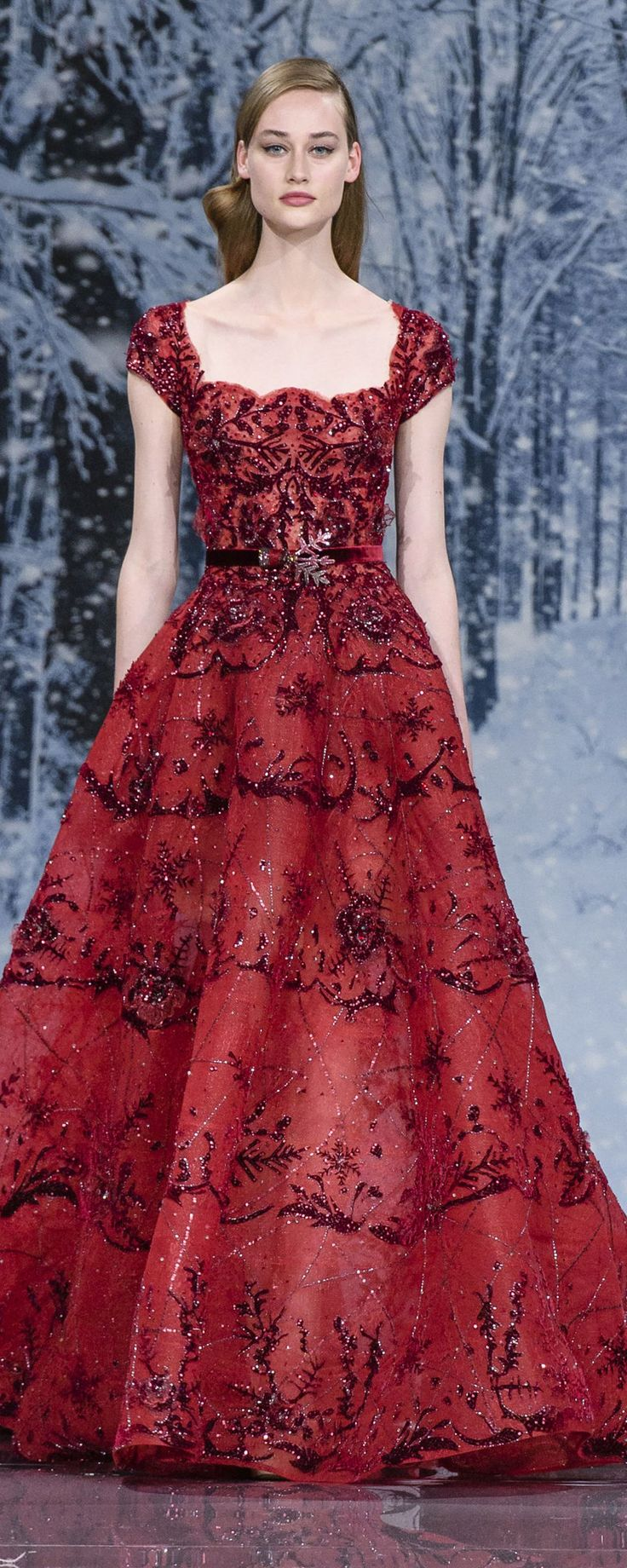 Ziad Nakad Fall-winter 2017-2018 – Couture