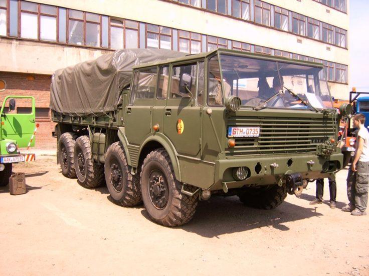 Tatra 813 8x8  Werdau 01.05.05