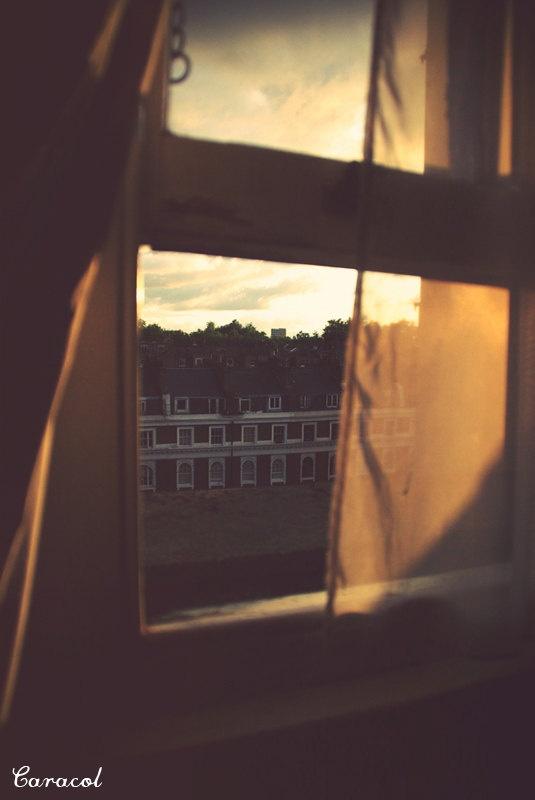 Photography  Padington window's view London par Caracolesque, $25,00