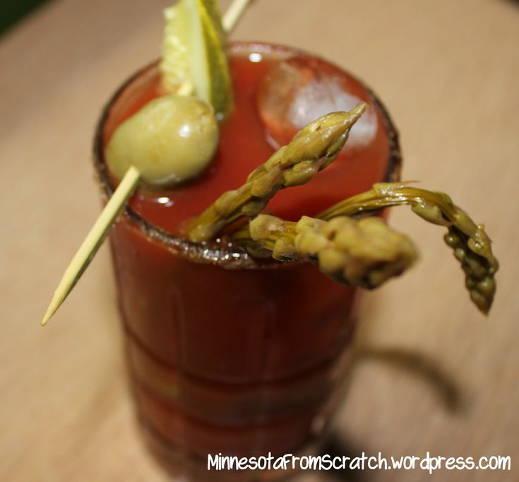 Pickled Asparagus - MinnesotaFromScratch.wordpress.com