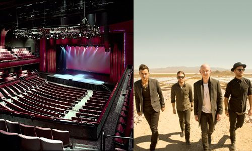 The Fray Casino Concert Package