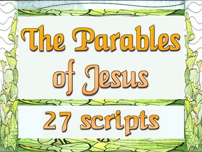 Freebie - 27 skits from the parables of Jesus - Fools for Christ