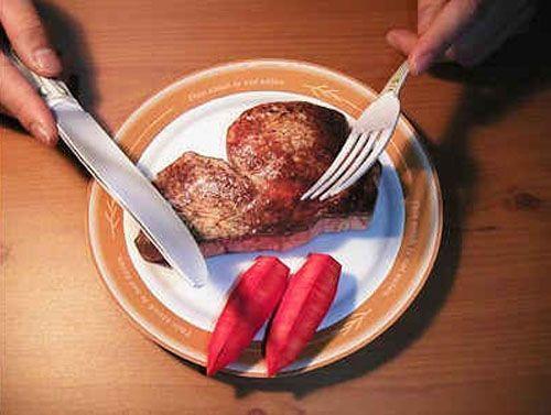 CASITA DE PAPEL: dollhouse paper: Comida, food via Wombat