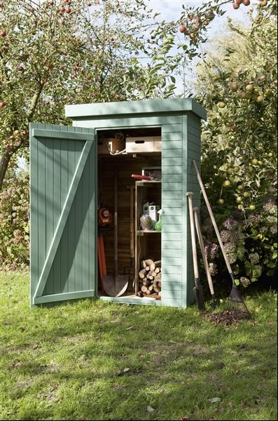 12 best images about abri de jardin on Pinterest Garage - construire un cabanon de jardin en bois
