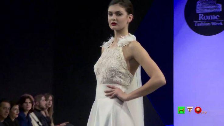 Rome Fashion Week – Seconda Serata – Sfilata di Luigi Gaglione  - www.HT...