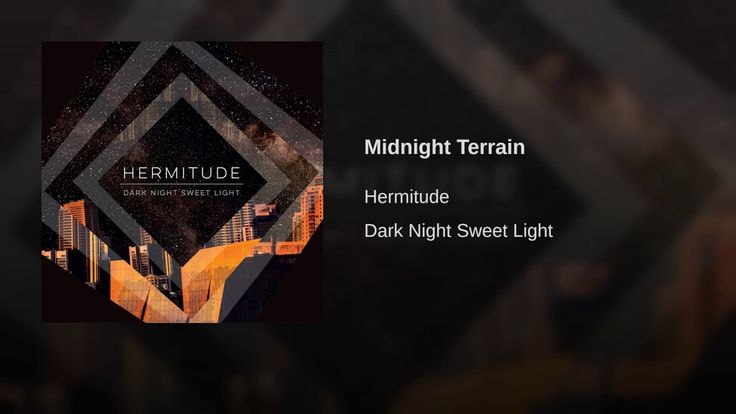 Midnight Terrain - YouTube