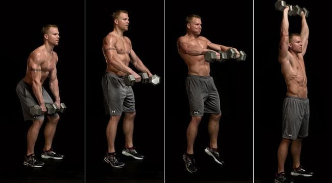 Metabolic conditioning workouts | Muscle & Fitness