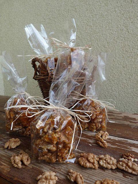 Kouzlo mého domova: Vlašské ořechy ve slaném karamelu