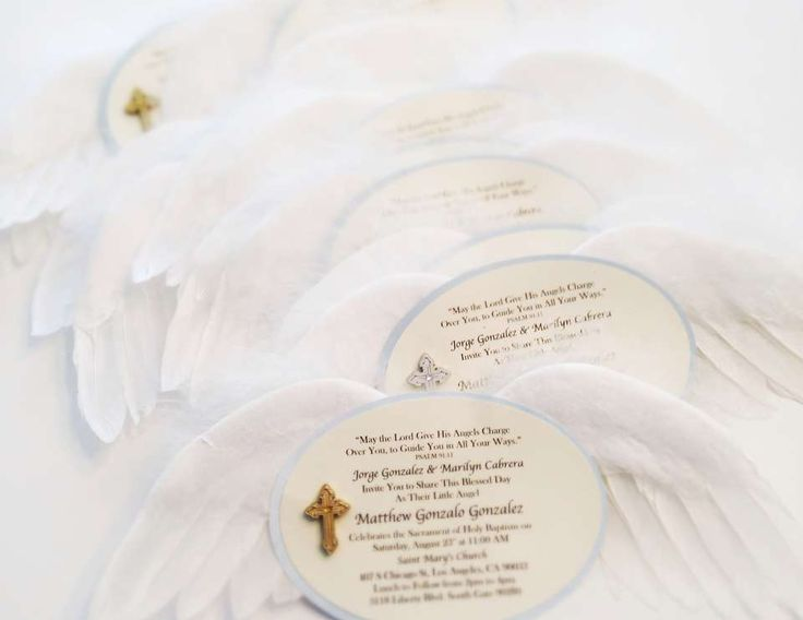 """Angel themed baptism  / Baptism """"Angel baby baptism"""" 