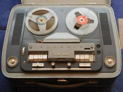 grundig tk45 tape recorder stereo equipment i 39 ve owned pinterest tape. Black Bedroom Furniture Sets. Home Design Ideas