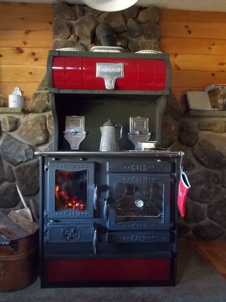 Best farmhouse wood cookstoves images on pinterest