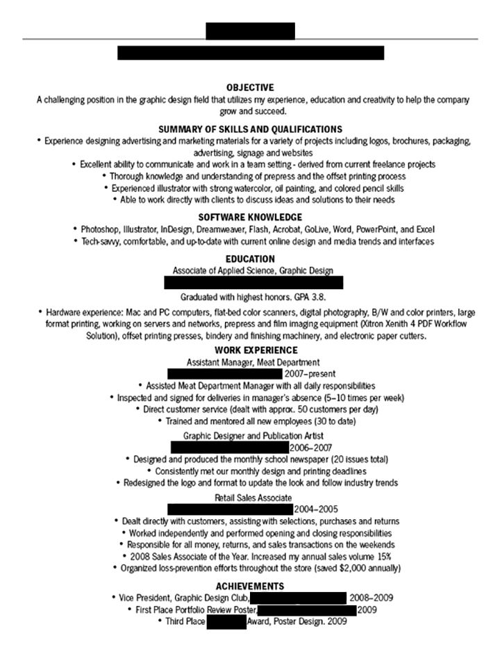 32 Best CVs Images On Pinterest Resume Templates, Resume And   Good And Bad  Resume  Examples Of Bad Resumes