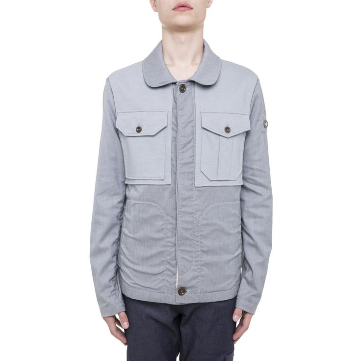 Grey Jacket from swiss chriss