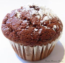 Recetas Monsieur Cuisine: Magdalenas de Chocolate