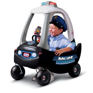 Tikes Patrol™ Police Car from #littletikes