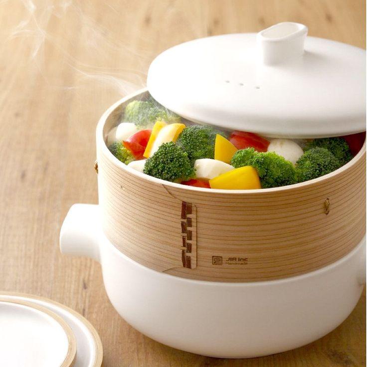 Ceramic Steamer · Kitchen ToolsKitchen GadgetsKitchen ...