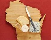 This cutting board is so awesome! Which state would you want this for?  #state #unitedstates #cuttingboard