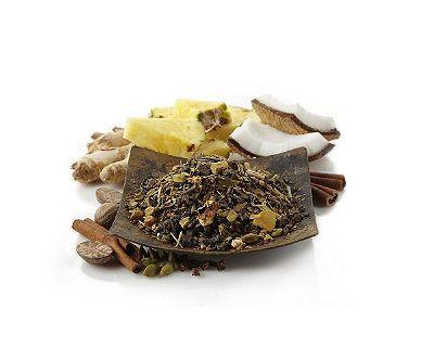 Maharaja Chai/ Samurai Chai Tea Blend                  TASTE :-(           SMELL  :-)Teavana Chai, Teas Time, Chai Teavana, Chaisamurai, Maharaja Chai Samurai, Teas Blends, Favorite Teas, Chai Samurai Chai, Chai Heat