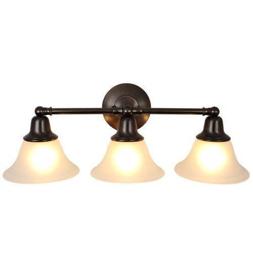 Sonoma Lighting Collection 3 Light Vanity, Oil Rubbed Bronze By AF  Lighting, Bathroom Vanity Fixture