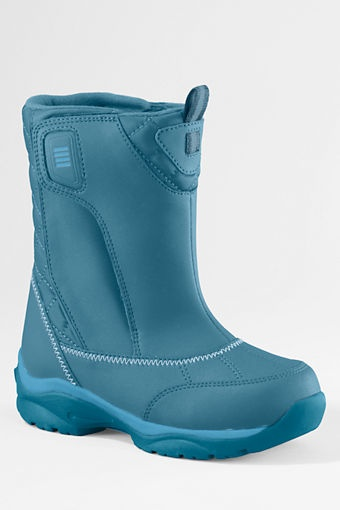 Toddler Girls' Snow Flurry™ Boots from Lands' End
