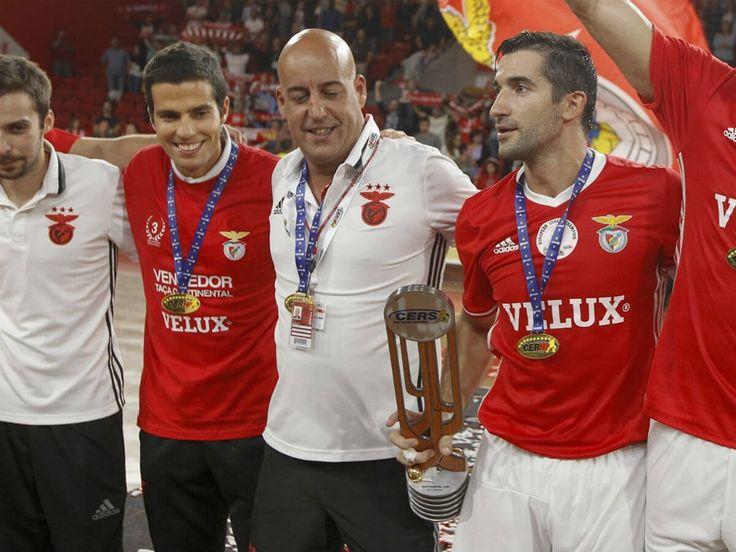 Benfica, Campeão Europeu e Bicampeão Nacional de Hóquei em Patins - 2016