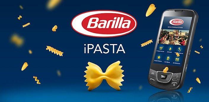 Cucinare la pasta Barilla, non è mai stato così semplice - iPasta Barilla - Questa app ti permette di trovare tutte le  ricette tipiche italiane, di sapere sempre cosa cucinare, di cambiare pasto ogni settimana. Inoltre, se scatti la foto ad un piatto di pasta, il sistema ti cercherà la ricetta e gli ingredienti per cucinarlo. Utile per le mamme o papà che vogliono cucinare qualcosa di nuovo per la propria famiglia