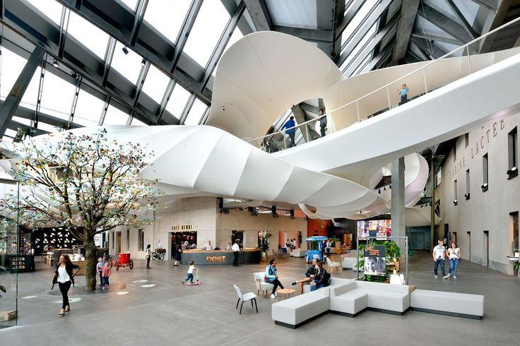 Nestlé a ouvert ses portes au public. À l'occasion du 150e anniversaire du plus grand groupe alimentaire mondial, l'agence de conception d'expériences d'Utrecht Tinker imagineers a conçu nest, une expérience pour toute la famille, installée en Suisse. Nestlé a ouvert ses portes au public. À l'occasion du 150e anniversaire du plus grand groupe alimentaire mondial, l'agence de conception d'expériences d'Utrecht Tinker imagineers a conçu nest, une expérience pour toute la famille, installée…