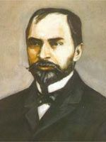 George COSBUC - poza (imagine) portret George COSBUC