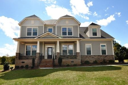Arlington Model - 5 bedroom 4 bath new home in Denver, North Carolina - The Haven - Bonterra Builders