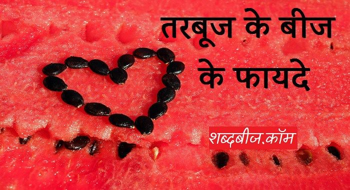 watermelon seeds benefits in hindi