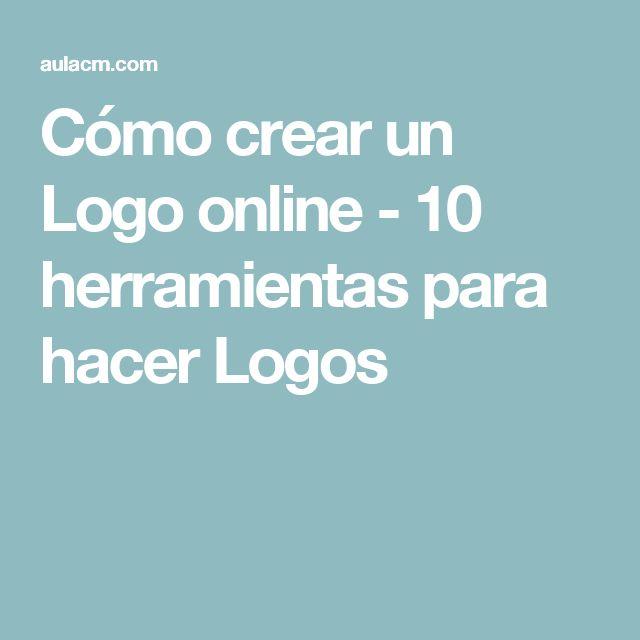 Cómo crear un Logo online - 10 herramientas para hacer Logos
