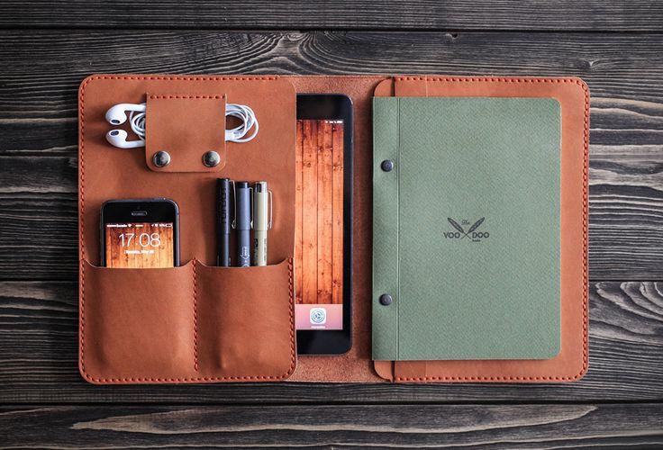 iPad Leather Folio