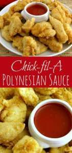 Chick-fil-A Polynesian Sauce is one of the most popular sauces sold in the food chain and is great on chicken, pork and beef! Now you can make it at home! | KitchenDreaming.com |
