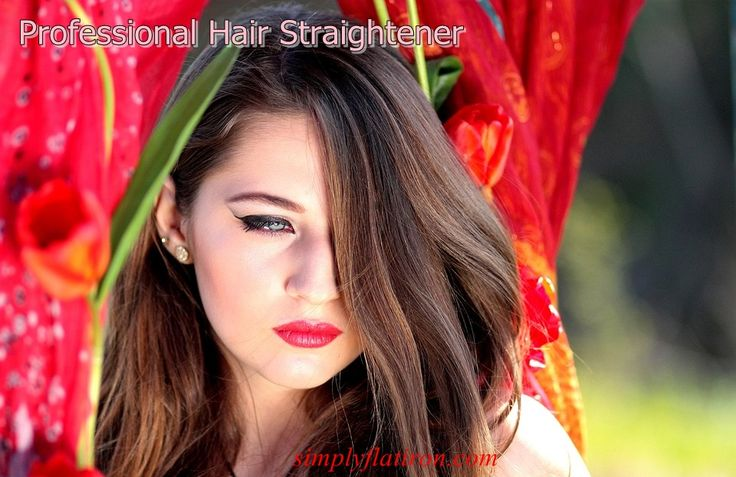 If you're a woman who's spending too much time just preparing your hairdo, having the best professional hair straightener can save you a lot of time on a daily basis. Let me tell you that a pricey flat iron does not mean that is a professional hair straightener already.