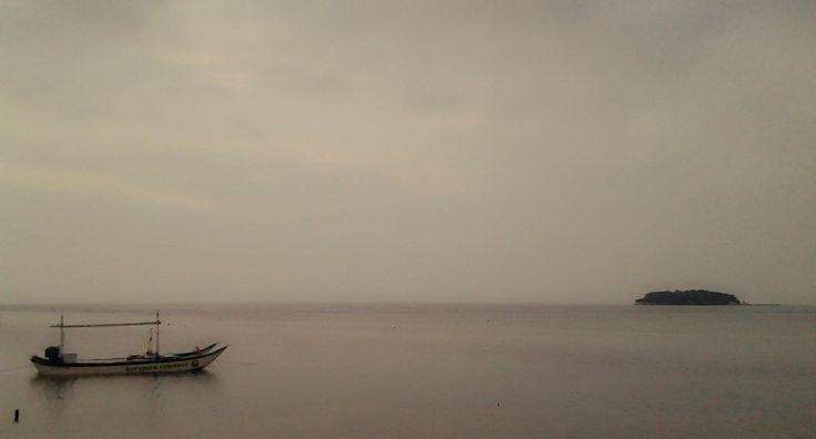 #pulaupramuka #sunrise #indonesia