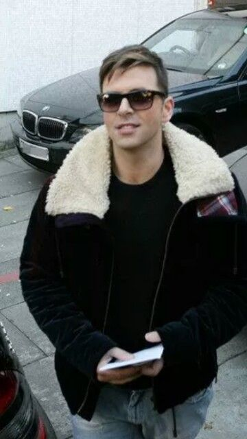 Handsome Mark Feehily
