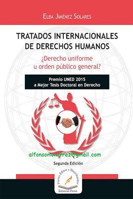 LIBROS EN DERECHO: TRATADOS INTERNACIONALES DE DERECHOS HUMANOS Derec...