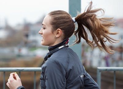 The 3-Step Guide to Post-Workout Hair | Beauty | Purewow