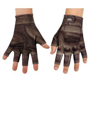 Child Captain America 2 Classic Gloves