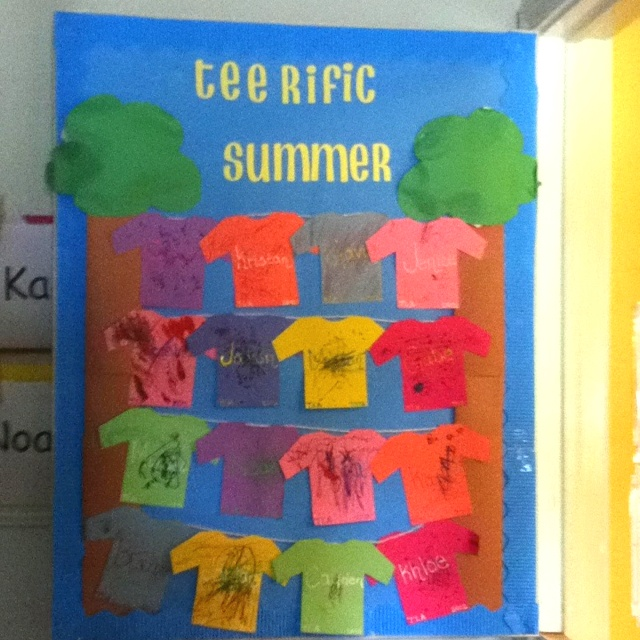 Summer Classroom Decorations : Best bulletin boards images on pinterest classroom