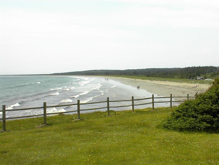 more incredible beaches on Cape Breton Island, Nova Scotia, Canada...