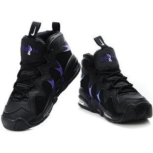asneakers4u.com Charles Barkley Shoes Nike Air Max CB34 Black/Purple